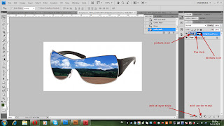 photoshop how to add shadows