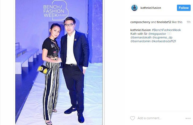 Kathryn Bernardo Flaunts Her PhP 132,000 Bag at Bench Fashion Week
