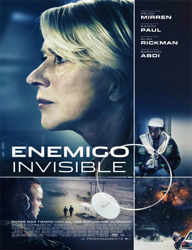 Ver Enemigo invisible (Opération Eye in the Sky) (2015) Online
