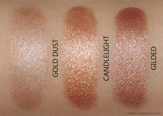 Cover FX Enhance Click Illuminator Swatch Gold Dust Candlelight Gilded