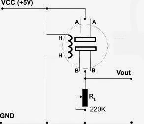 BLOG TEKNIK & VOKASI: Sensor Gas Alkohol MQ-3