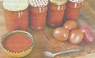 Домашняя консервация Подливка к гарнирам