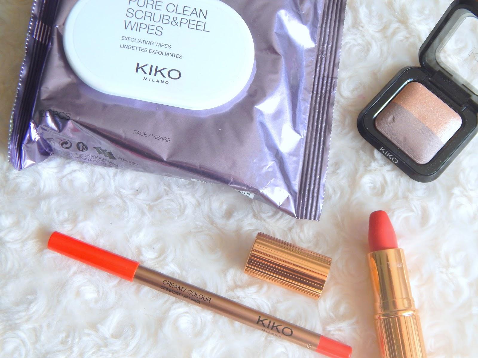 Beauty Haul - Kiko, Charlotte Tilbury