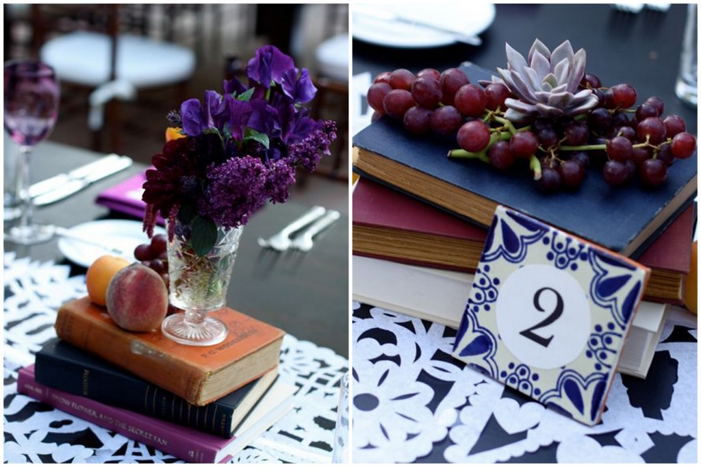cloud 9 Weddings & Papers: Incorporating Books Into Your ...