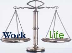 Seimbang antara Kerja dan Kehidupan Pribadi