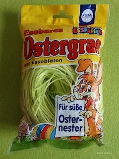 Osternester - selbst gebacken