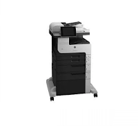 HP LaserJet M725f Printer Driver