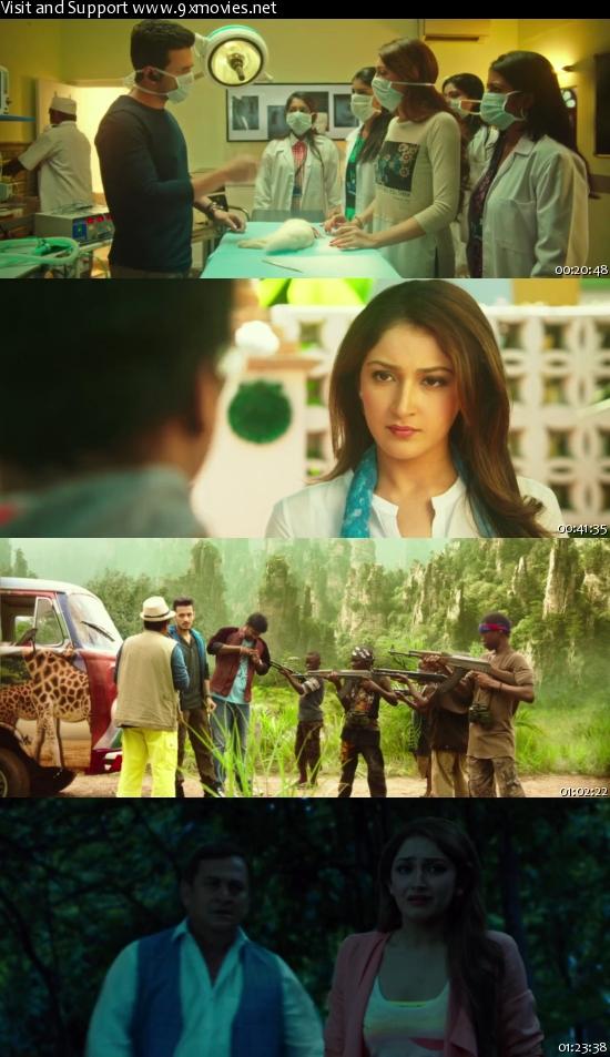 Akhil The Power Of Jua 2017 Hindi Dubbed 480p HDRip