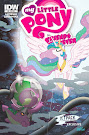 MLP Friends Forever #3 Comic Cover Jetpack Variant