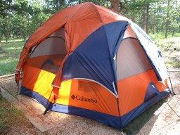 & Tent Columbia Bugaboo II Geo Dome