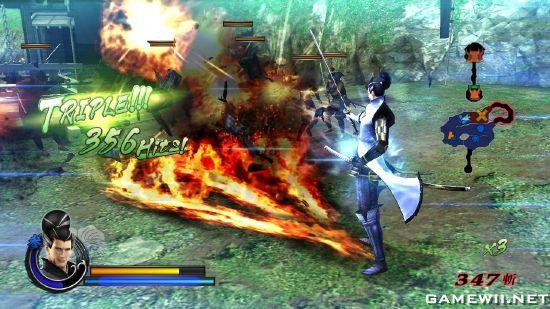 Sengoku Basara 3 Utage - Download Game Nintendo Wii Free