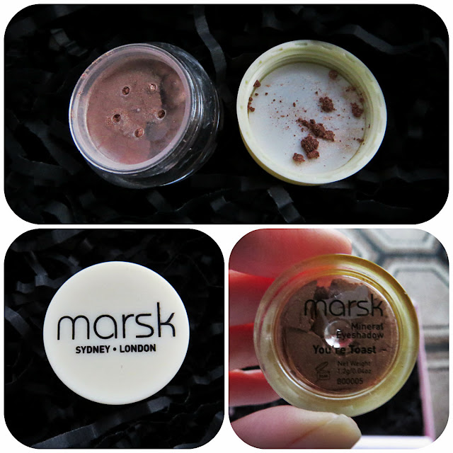 Marsk Mineral Eyeshadow in You're Toast