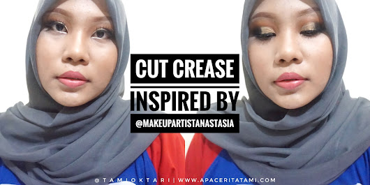 Blog by Tami Oktari: BEAUTYRANGER COLLAB: Recreated Look Inspired by Anastasia