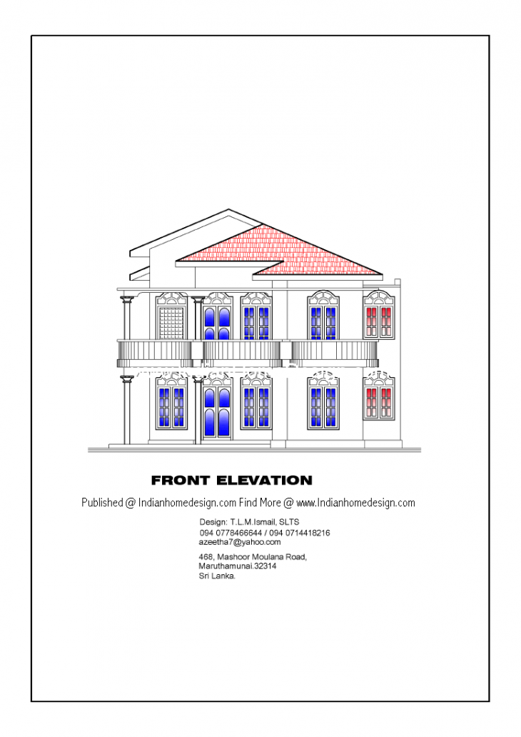 Ready Made House Plans For 3bhk Idea Home And House