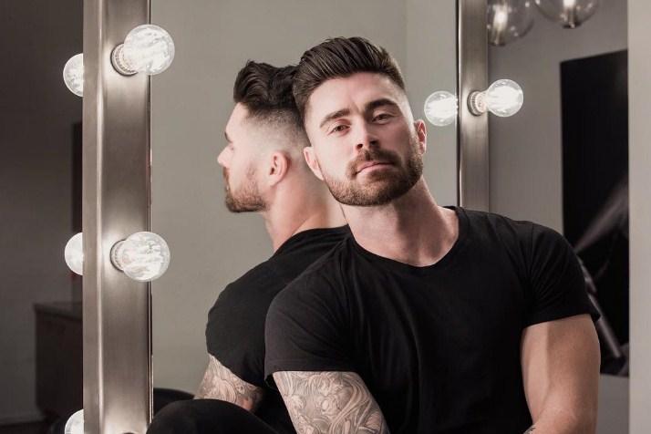 Cortes de cabelo masculino social moderno