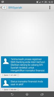 Cara Daftar dan Aktivasi Mobile Banking BRISyariah