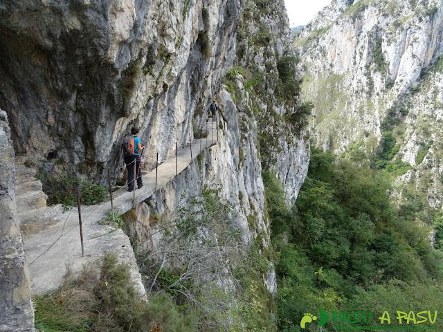 Canal de Reñinuevo: Atravesando el Corredor de Matallana