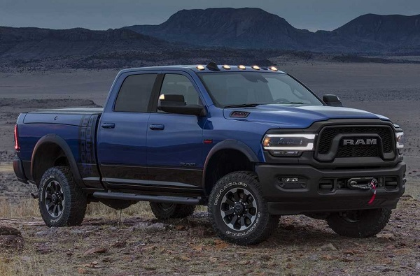 Ram 3500 HD Power Wagon