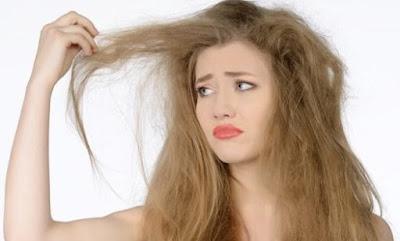 Cara Mengatasi Rambut Rusak, Kering dan Mengembang Secara Alami