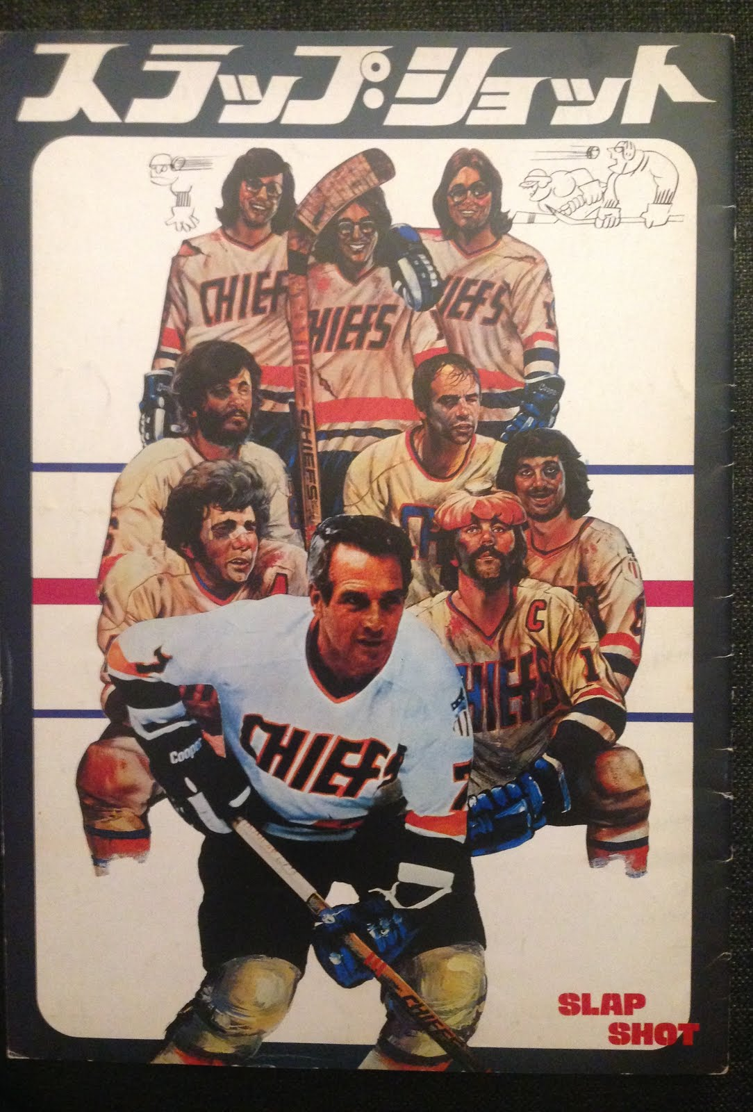 c8a59626141 Nitzy s Hockey Den  The Greatest Slap Shot Collection on the West Coast