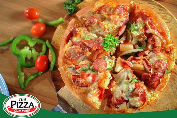 Kết quả hình ảnh cho THE PIZZA COMPANY giới thiệu