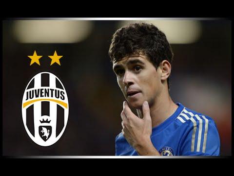 Diminati Juventus, Conte Harap Oscar Tak Tergoda
