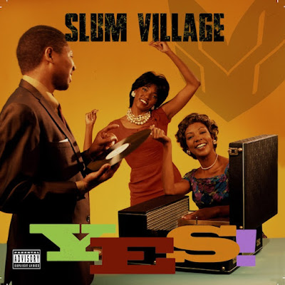 Slum Village feat. De La Soul - Right Back (Single) [2015]