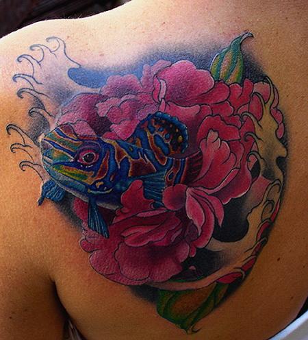 Japanese Peony Tattoo Gae Imagenes
