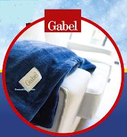 Logo Concorso Scholl : vinci 200 Plaid Gabel con '' Un Natale Avvolgente''