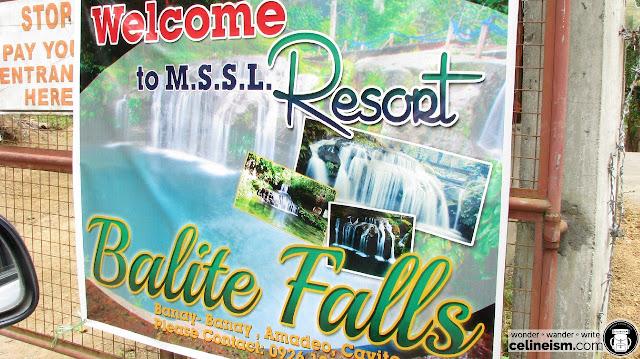balite falls amadeo cavite