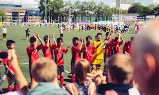 Indonesia U-15 Gulung Swedia Di Final Gothia Cup