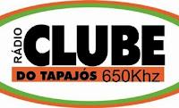 Rádio Clube do Tapajós AM de Santarém Pará ao vivo