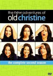 THE NEW ADVENTURES OF OLD CHRISTINE - AS NOVAS AVENTURAS DE CHRISTINE - 2° TEMPORADA - DUBLADO - 2006 A 2007