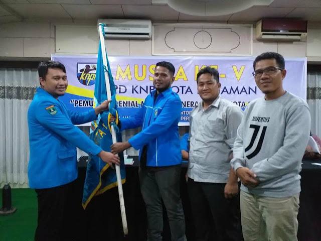 Musda Berlangsung Alot: Febrian Mirdani Terpilih Jadi Ketua KNPI Pariaman