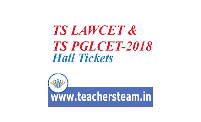 TS LAWCET & TS PGLCET-2018
