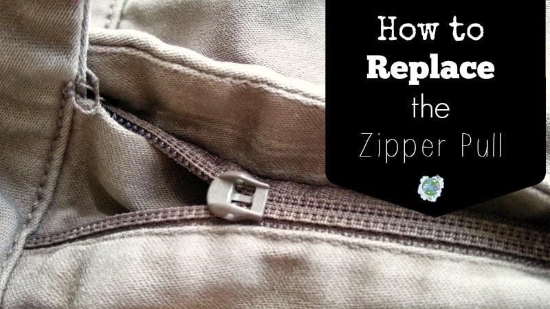Repair a Zipper