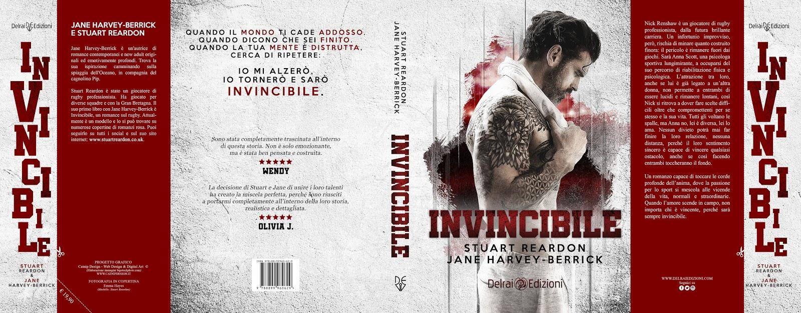 Invincibile. cartaceo