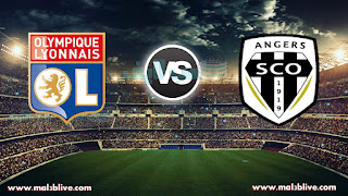 مشاهدة مباراة انجيه وليون Olympique- yonnais Vs angers بث مباشر بتاريخ 14-01-2018 الدوري الفرنسي