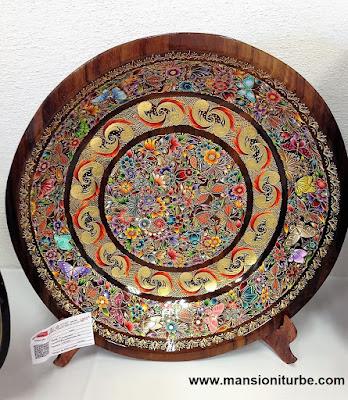 Lacas de Pátzcuaro, artesanía representativa de nuestro Pueblo Mágico