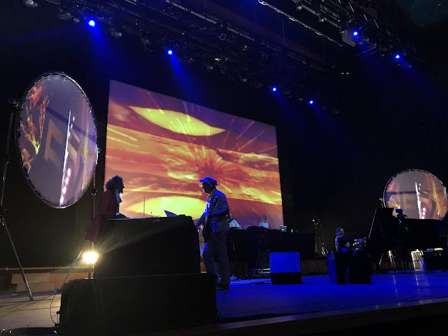 The Orb, playing live at the Royal Festival Hall, April 21st 2017