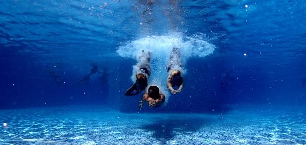 como tirar fotos embaixo da agua com celular