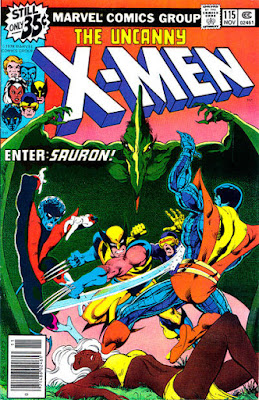 X-Men #115, Sauron