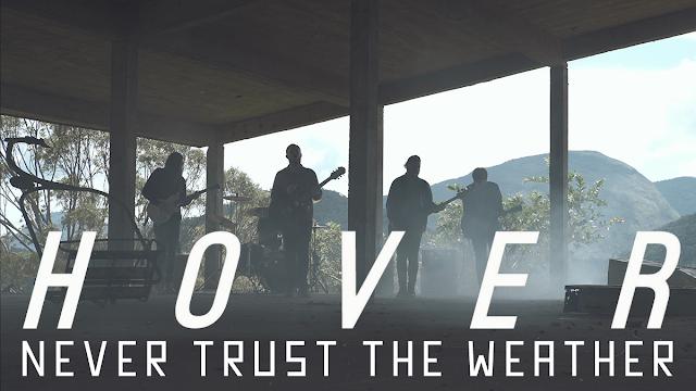 """Conheça Hover e seu disco de estreia """"Never Trust the Weather"""""""
