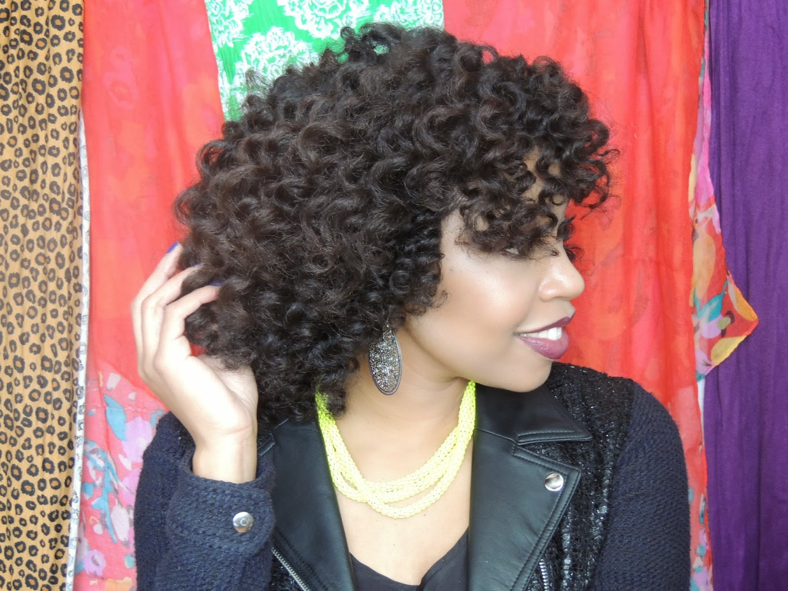The Perfect Bantu Knot Out Feat Entwine Couture