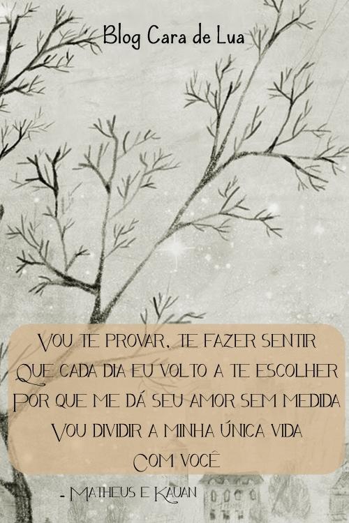 Tag Frases De Amor Musicas Matheus E Kauan