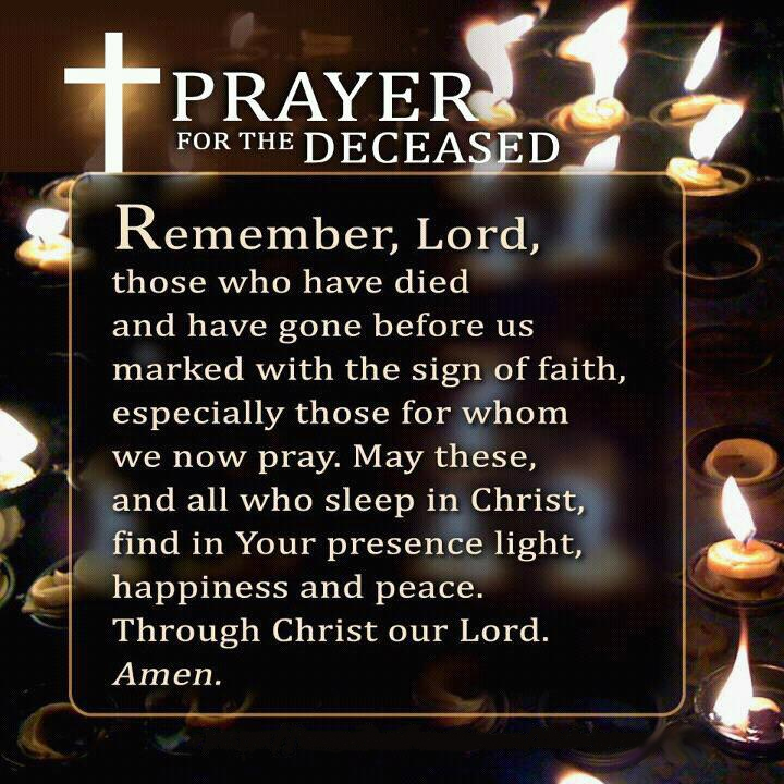 Prayer Quotes For Death In Family: Remembering Julia Hillebrand