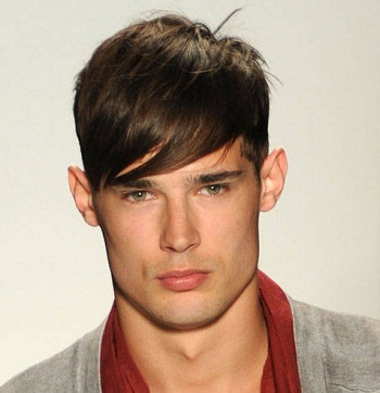 47 Cool Hairstyles For Straight Hair Men | Hairstylo