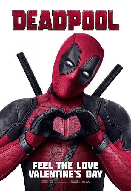 Deadpool recensione poster