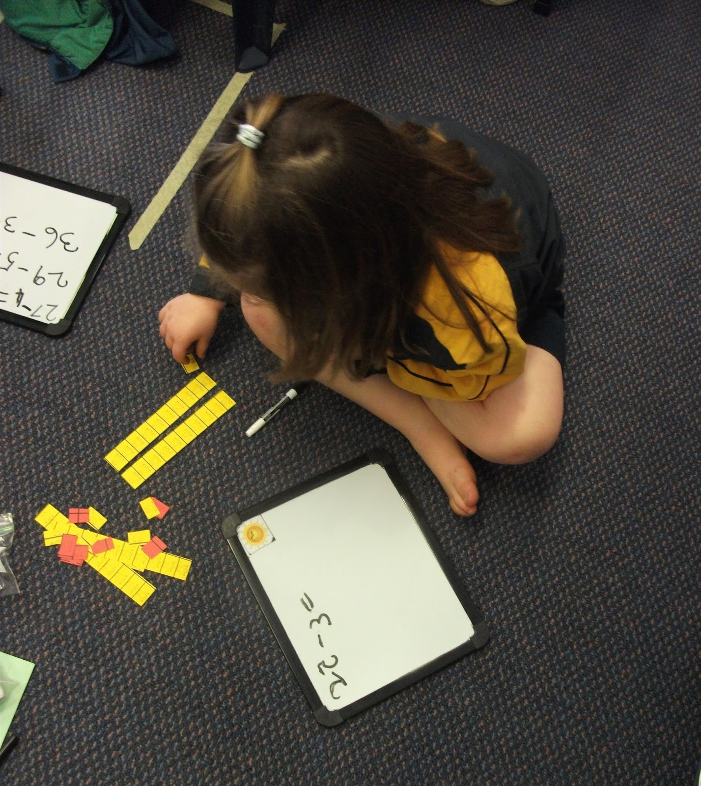 Room 6 Marvellous Munchkins Learning To Do Subtraction By