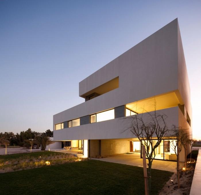 hogares frescos chalet en forma de cubo peque as casas